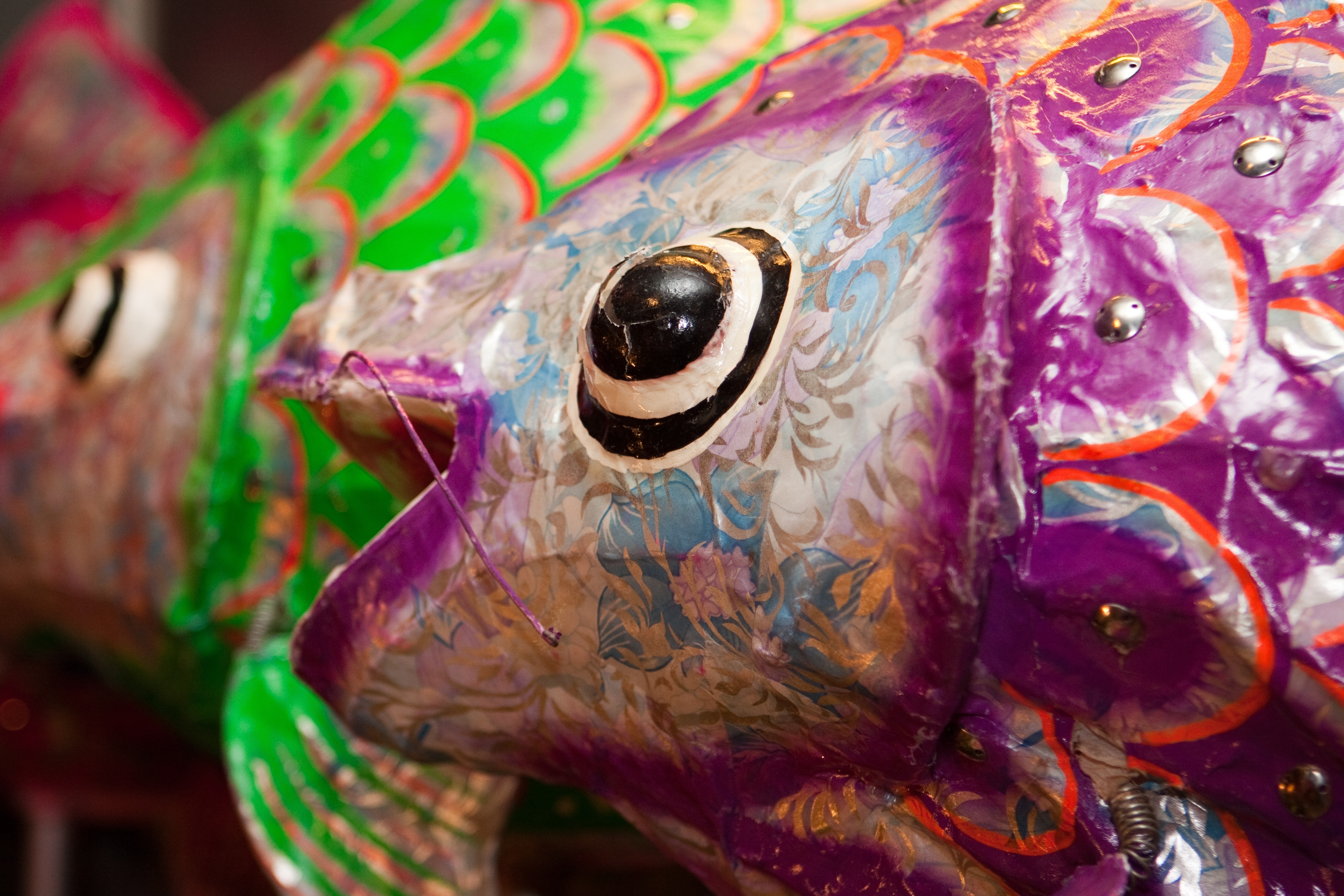 How to Make a Paper Mache Fish – 6 Ideas