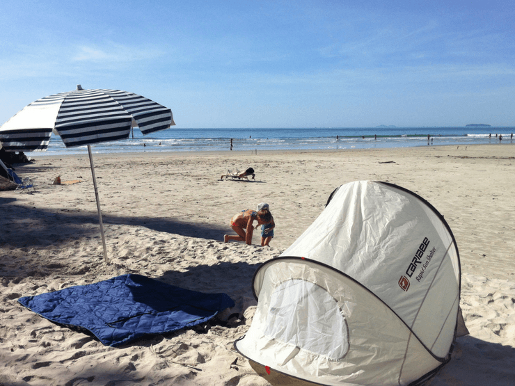 Best baby beach tent & Best Baby Beach Tent - Protecting Your Little Ones From the Sun ...
