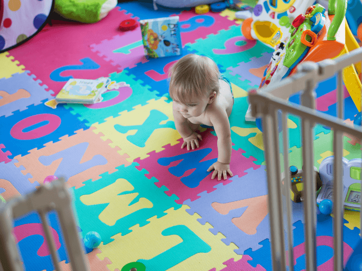 Best Foam Playmats For Babies A Safe Place For Fun And